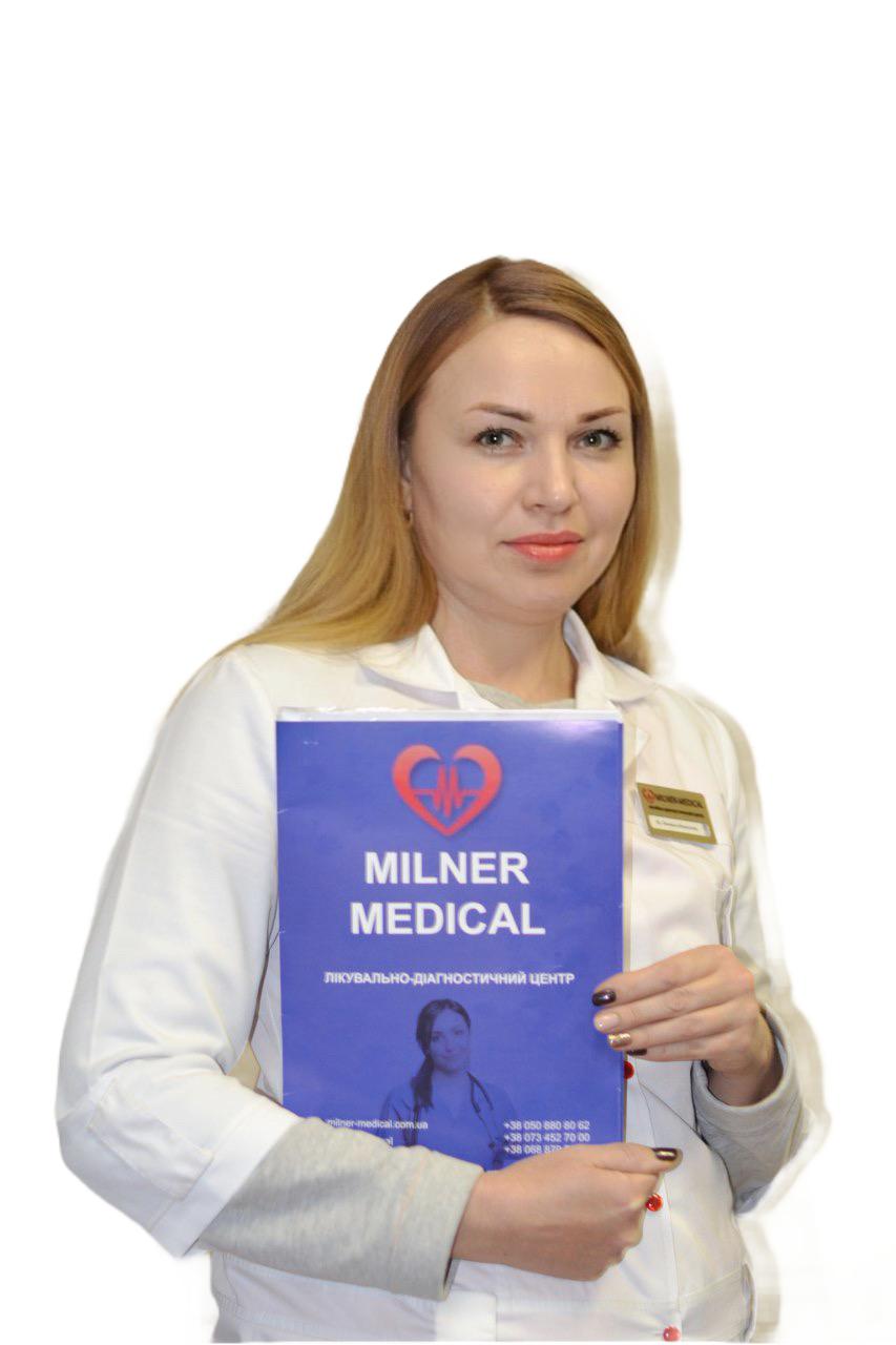 Нальковская Людмила Васильевна